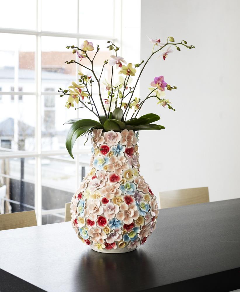 Phalaenopsis in vaza decorativa