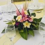 Aranjamente florale surprinzătoare pentru nunți, botezuri și reuniuni